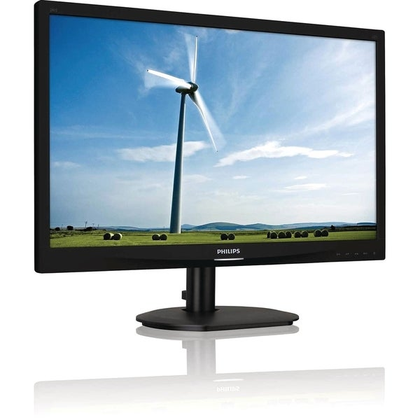 "Philips Brilliance 241S4LSB 24"" LED LCD Monitor - 16:9 - 5 ms"
