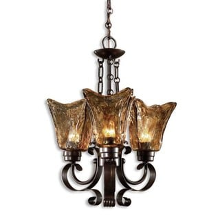 Vetraio 3-light Oil Rubbed Bronze Chandelier