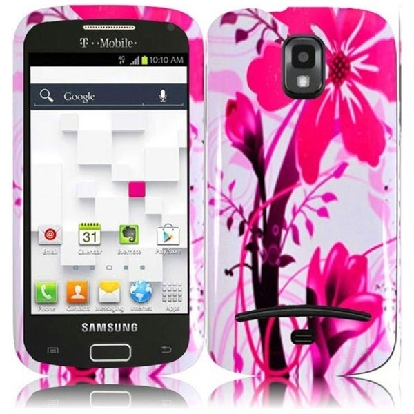 INSTEN Splash Hard Plastic Snap-on Phone Case Cover for Samsung Galaxy S Blaze 4G/ S Relay T-Mobile