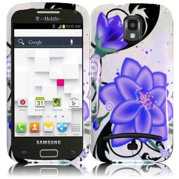 INSTEN Lily Hard Plastic Snap-on Phone Case Cover for Samsung Galaxy S Blaze 4G/ S Relay 4G T-Mobile