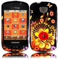 BasAcc Shine Flower Case for Samsung Brightside U380