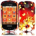 BasAcc Sensational Flower Case for Samsung Brightside U380
