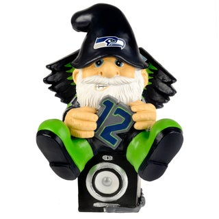 NFL Seattle Seahawks 11-inch Thematic Gnome