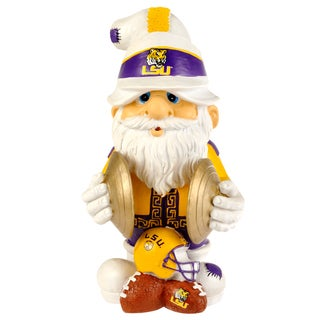 Forever Collectibles NCAA LSU Tigers 11-inch Thematic Gnome