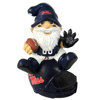Forever Collectibles NCAA Ole Miss Runnin Rebels 11-inch Thematic Gnome