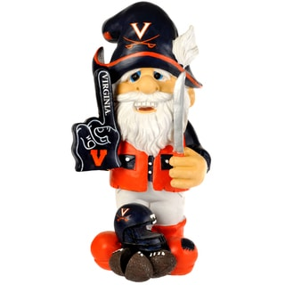 Forever Collectibles NCAA Virginia Cavaliers 11-inch Thematic Gnome