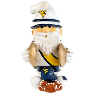 NCAA West Virginia Mountaineers 11-inch Thematic Gnome