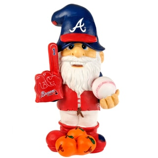 Forever Collectibles MLB Atlanta Braves 11-inch Thematic Gnome