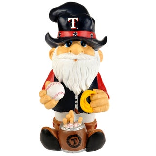 Forever Collectibles MLB Texas Rangers 11-inch Thematic Gnome