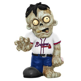 MLB Atlanta Braves 9-inch Zombie Figurine