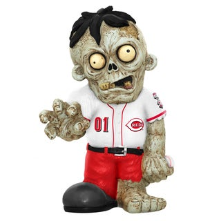 Forever Collectibles MLB Cincinnati Reds 9-inch Zombie Figurine
