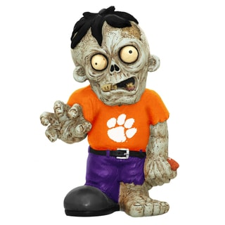Forever Collectibles NCAA Clemson Tigers 9-inch Zombie Figurine