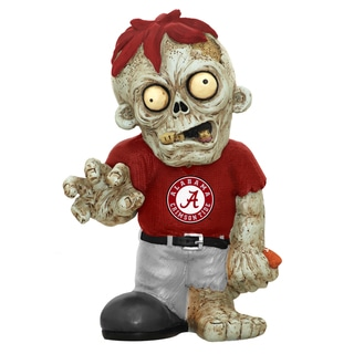 Forever Collectibles NCAA Alabama Crimson Tide 9-inch Zombie Figurine