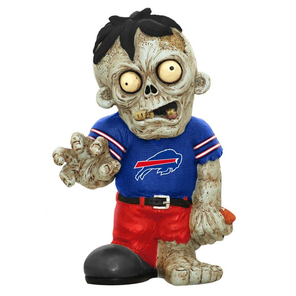 NFL Buffalo Bills 9-inch Zombie Figurine 12055600