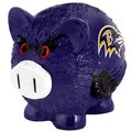 NFL Baltimore Ravens Thematic Resin Piggy Bank