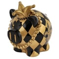 NFL New Orleans Saints Thematic Resin Piggy Bank