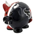 NFL Houston Texans Thematic Resin Piggy Bank