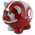 Forever Collectibles NCAA Alabama Crimson Tide Thematic Resin Piggy Bank