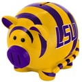 NCAA LSU Tigers Thematic Resin Piggy Bank