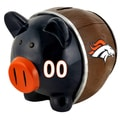NFL Denver Broncos Thematic Resin Piggy Bank