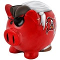 NFL Tampa Bay Buccaneers Thematic Resin Piggy Bank