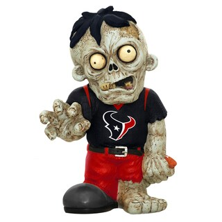 NFL Houston Texans 9-inch Zombie Figurine