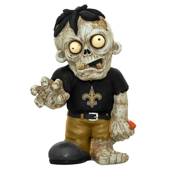 Forever Collectibles NFL New Orleans Saints 9-inch Zombie Figurine 12055726