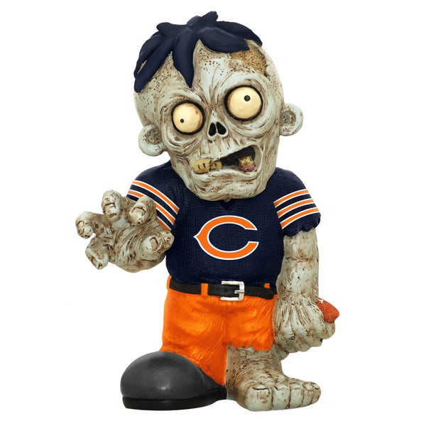 NFL Chicago Bears 9-inch Zombie Figurine 12055728