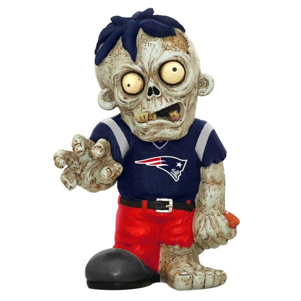 NFL New England Patriots 9-inch Zombie Figurine 12055733