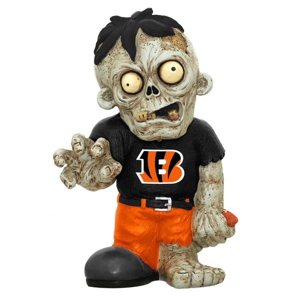 NFL Cincinnati Bengals 9-inch Zombie Figurine 12055736
