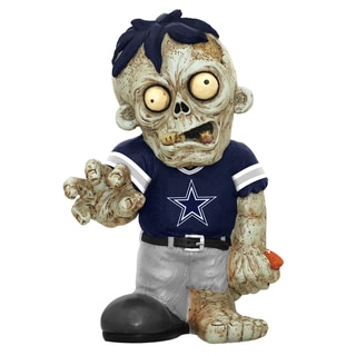 Forever Collectibles NFL Dallas Cowboys 9-inch Zombie Figurine