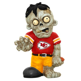 NFL Kansas City Chiefs 9-inch Zombie Figurine