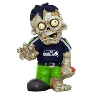 NFL Seattle Seahawks 9-inch Zombie Figurine