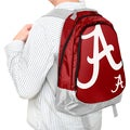 NCAA Alabama Crimson Tide 19-inch Structured Backpack