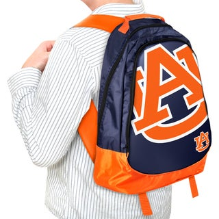 Forever Collectibles NCAA Auburn Tigers 19-inch Structured Backpack
