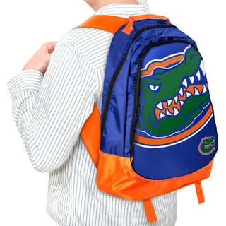 Forever Collectibles NCAA Florida Gators 19-inch Structured Backpack