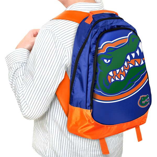 Forever Collectibles NCAA Florida Gators 19-inch Structured Backpack 12055754