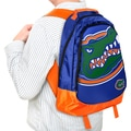 NCAA Florida Gators 19-inch Structured Backpack
