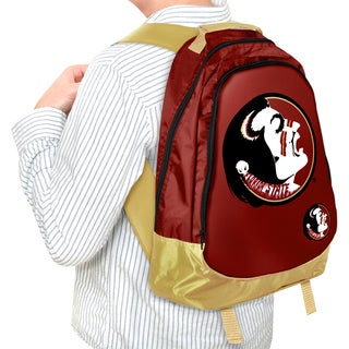 Forever Collectibles NCAA Florida State Seminoles 19-inch Structured Backpack