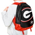 NCAA Georgia Bulldogs 19-inch Structured Backpack
