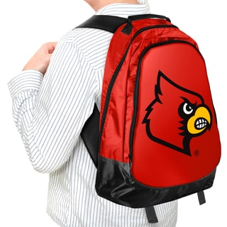Forever Collectibles NCAA Louisville Cardinals 19-inch Structured Backpack