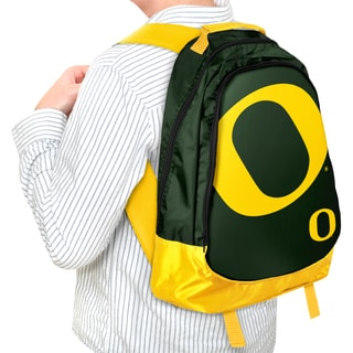 Forever Collectibles NCAA Oregon Ducks 19-inch Structured Backpack