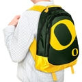 NCAA Oregon Ducks 19-inch Structured Backpack