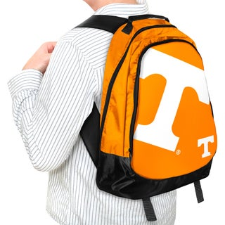 Forever Collectibles NCAA Tennessee Volunteers 19-inch Structured Backpack