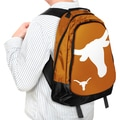 NCAA Texas Longhorns 19-inch Structured Backpack