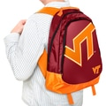 NCAA Virginia Tech Hokies 19-inch Structured Backpack