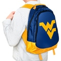 NCAA West Virginia Mountaineers 19-inch Structured Backpack