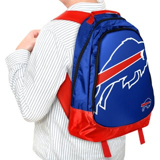 NFL Buffalo Bills 19-inch Structured Backpack