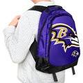 NFL Baltimore Ravens 19-inch Structured Backpack