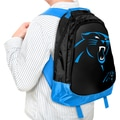 NFL Carolina Panthers 19-inch Structured Backpack